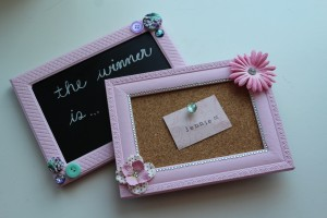 DIY chalk&cork boards 026