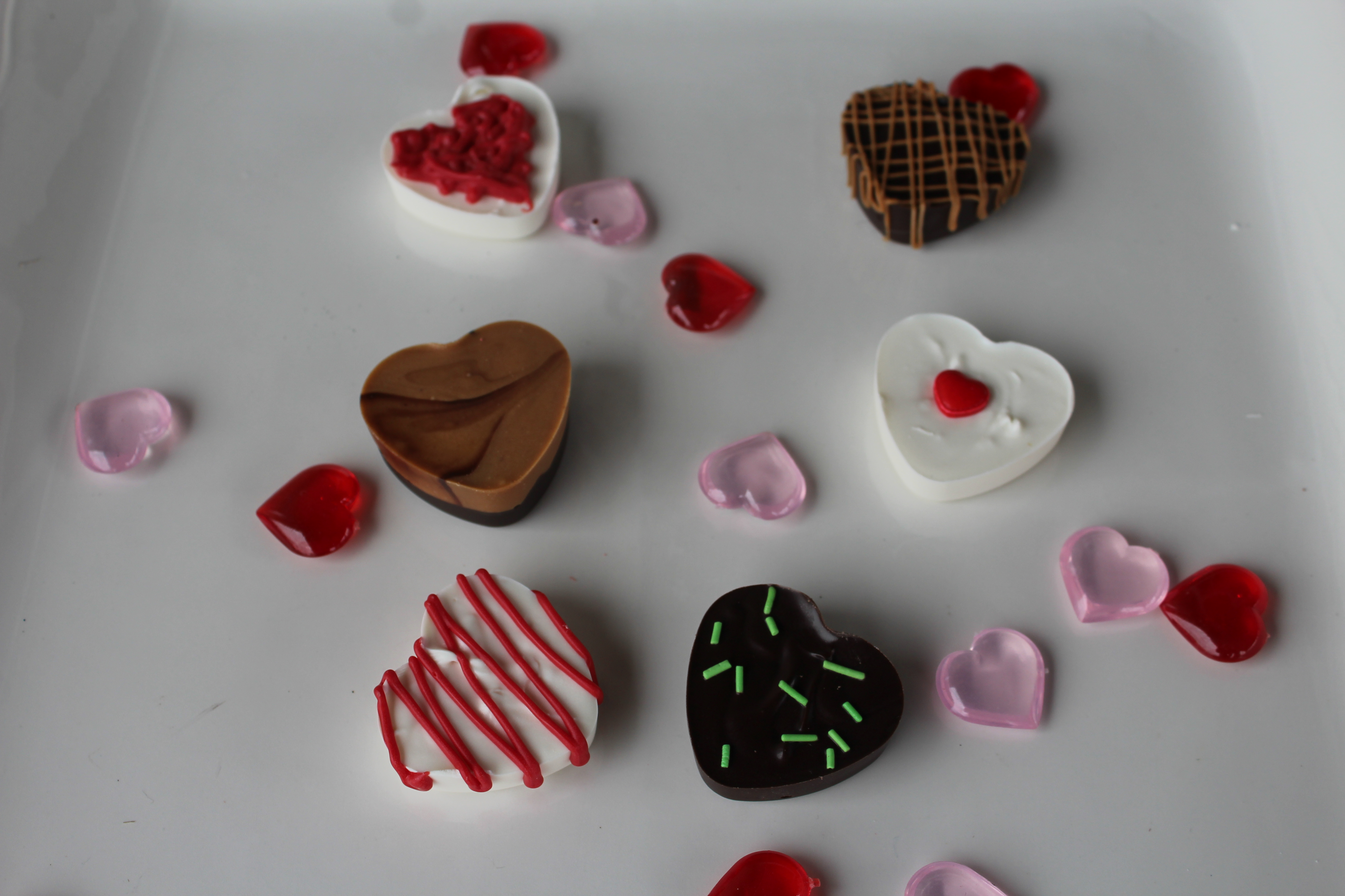 Valentines Chocolate Hearts 011