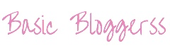 BasicBloggerss - Fashion | DIY | Lifestyle